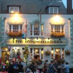 The Ropemakers on Carnival Night 2012