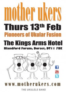 Mother Ukers Kings Arms Blandford