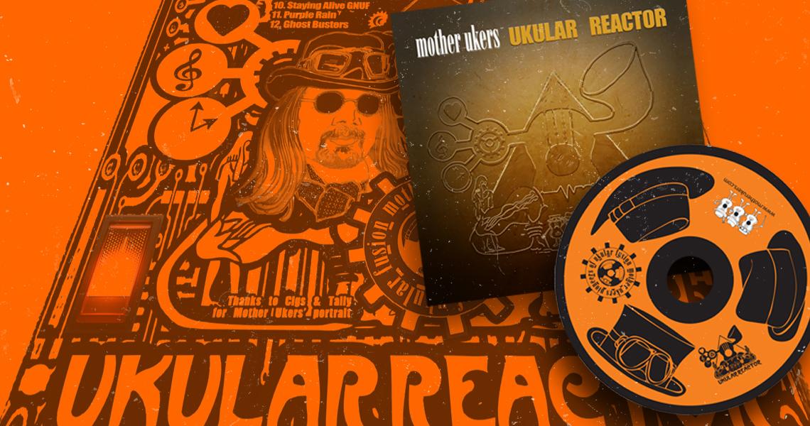 Ukular Reactor CD