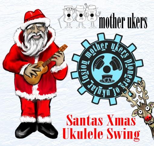 Mother Ukerss Ukulele band xmas song