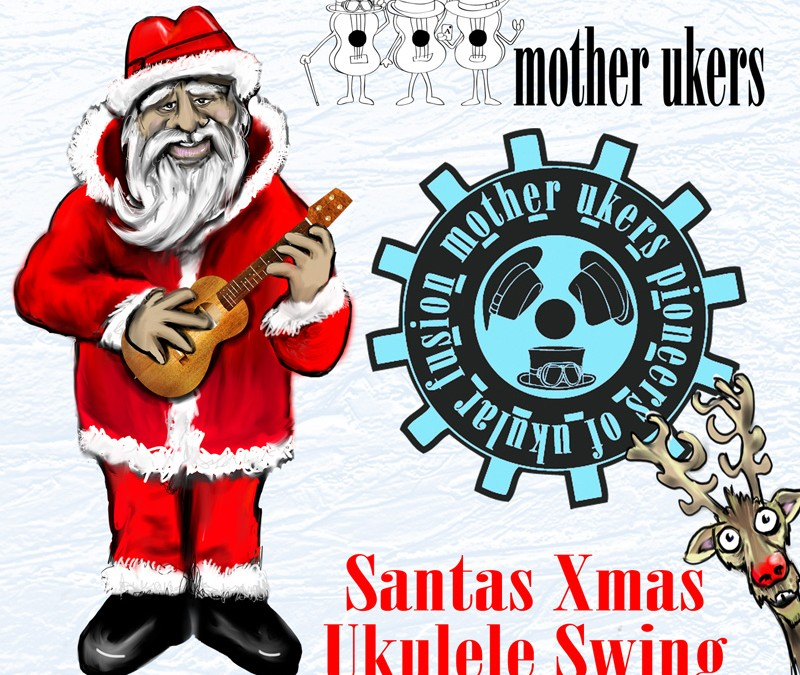 Help feed an animal this Christmas & get Santa's Ukulele Swing Mp3!