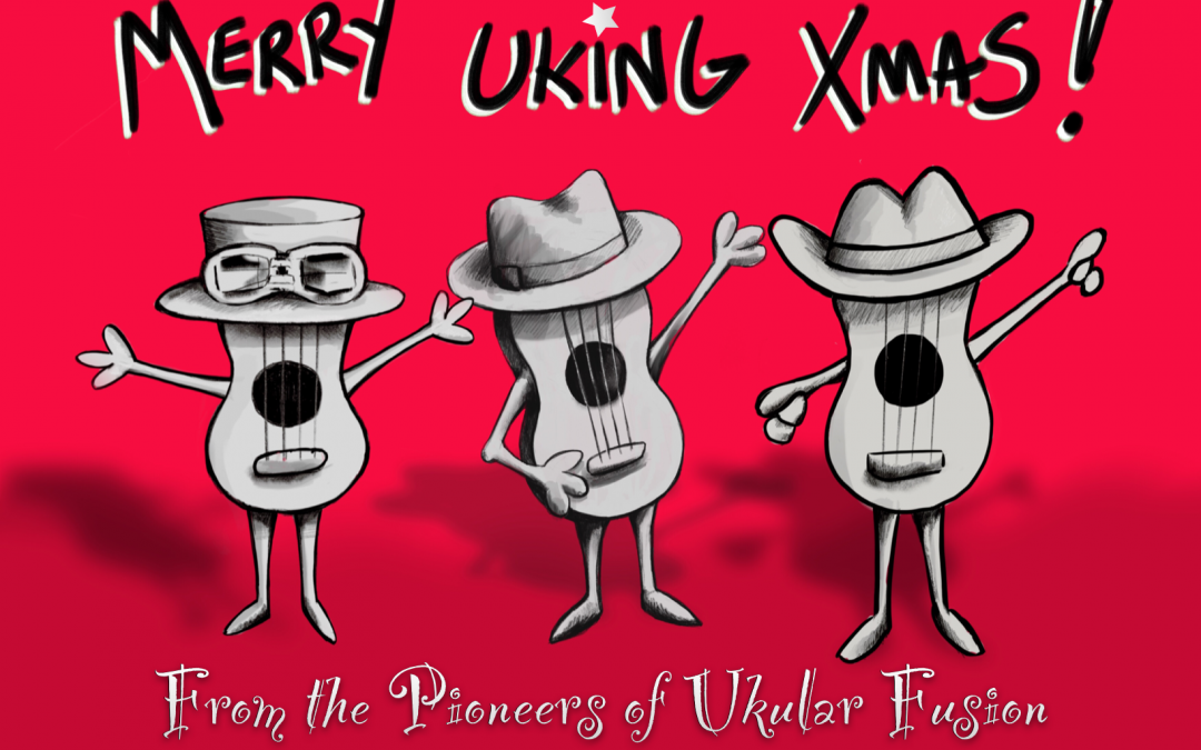 Wishing you all Peace,Love, Ukulele & Happiness!