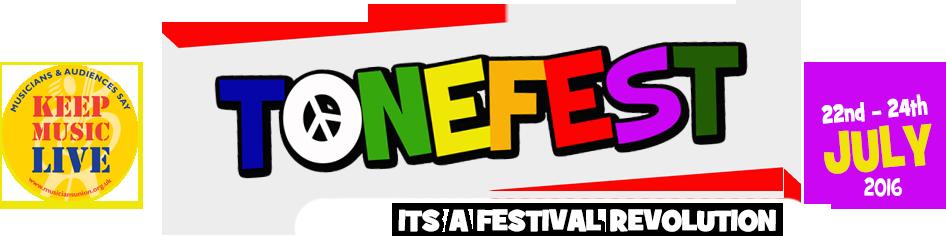 ukulele band at tonefest 2016