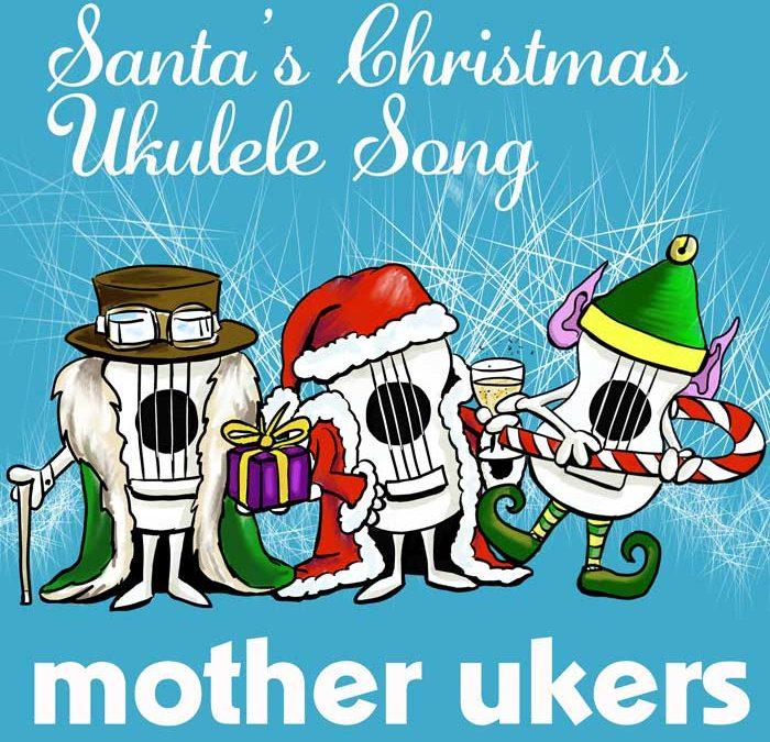Santa's Christmas Ukulele Song on itunes