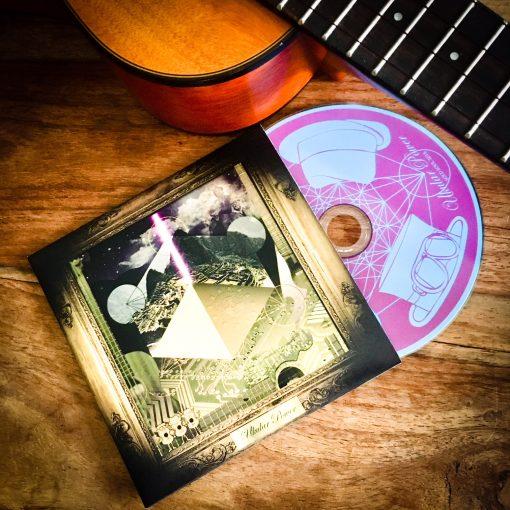 Ukular power ukulele band cd out now